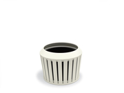 WO7539P  Woodridge Collection Planter with Powder Coat Finish