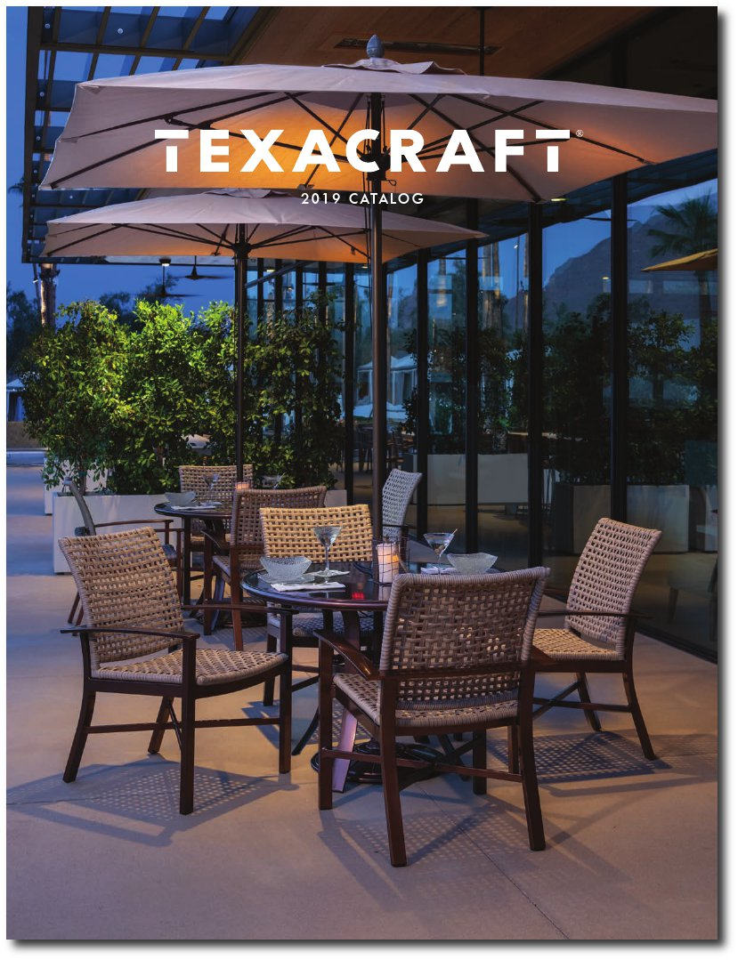 Texacraft 2019 Full Line Product Brochure Cover Page