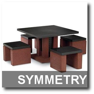 symmetry Collection Tables