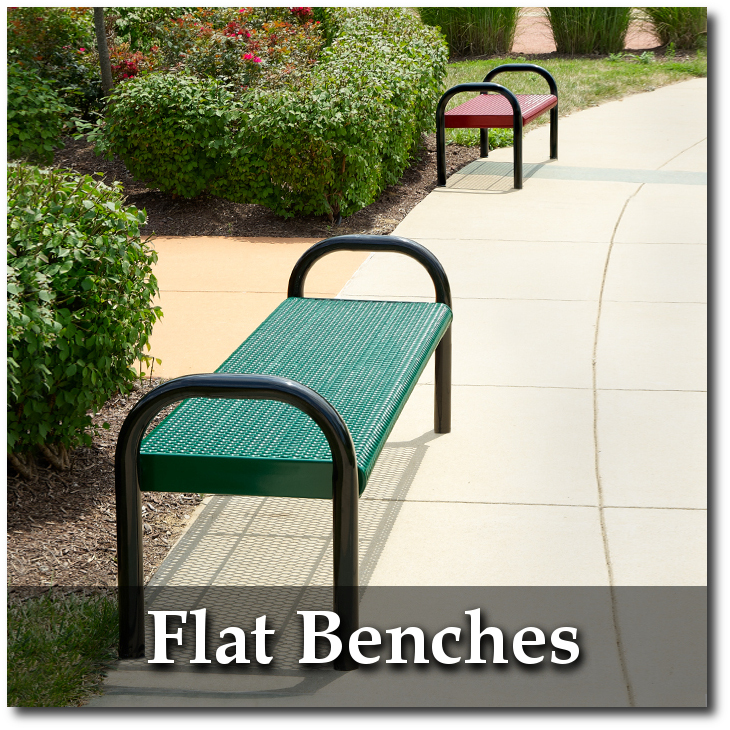 Ultra Collection Flat Benches