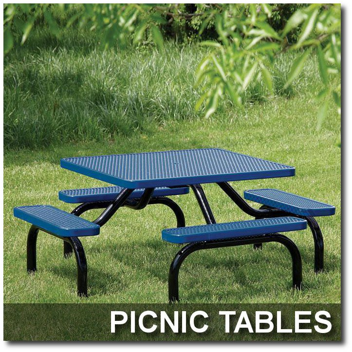Ultra Collection Picnic Tables