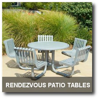 Rendezvous Patio Tables