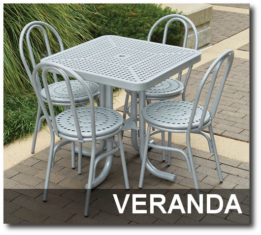 Veranda Collection Patio Tables