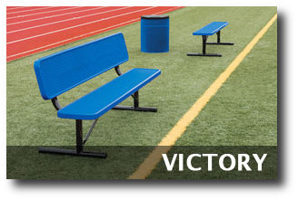 Victory Collection Athletic Benches