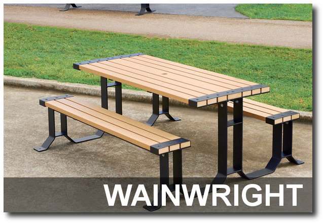 Wainwright Collection Picnic Tables