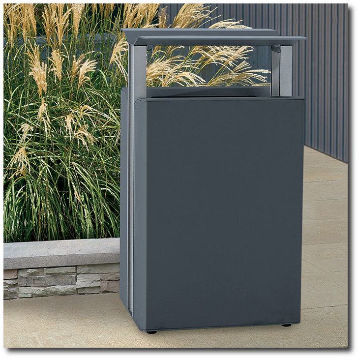 Airi Collection Trash Receptacle
