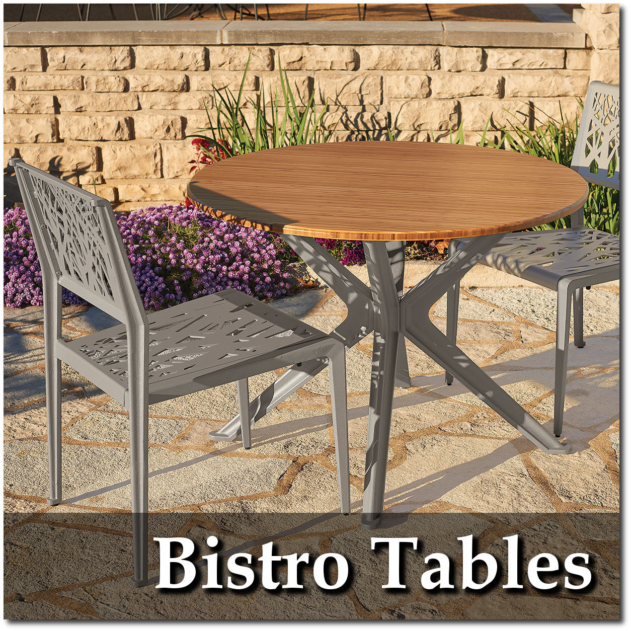 Airi Collection bistro Tables