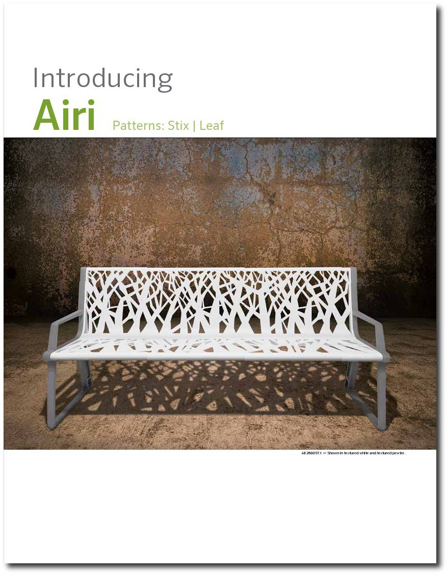 Airi Collection Product Brochure