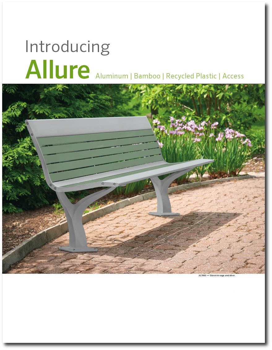 Allure Collection Product Brochure