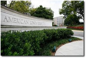 American University in Washington DC