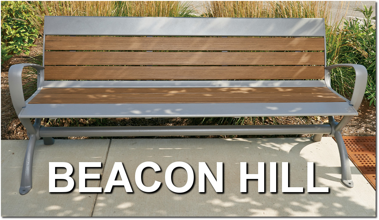 Beacon Hill Collection Elegant Outdoor Site Amenities