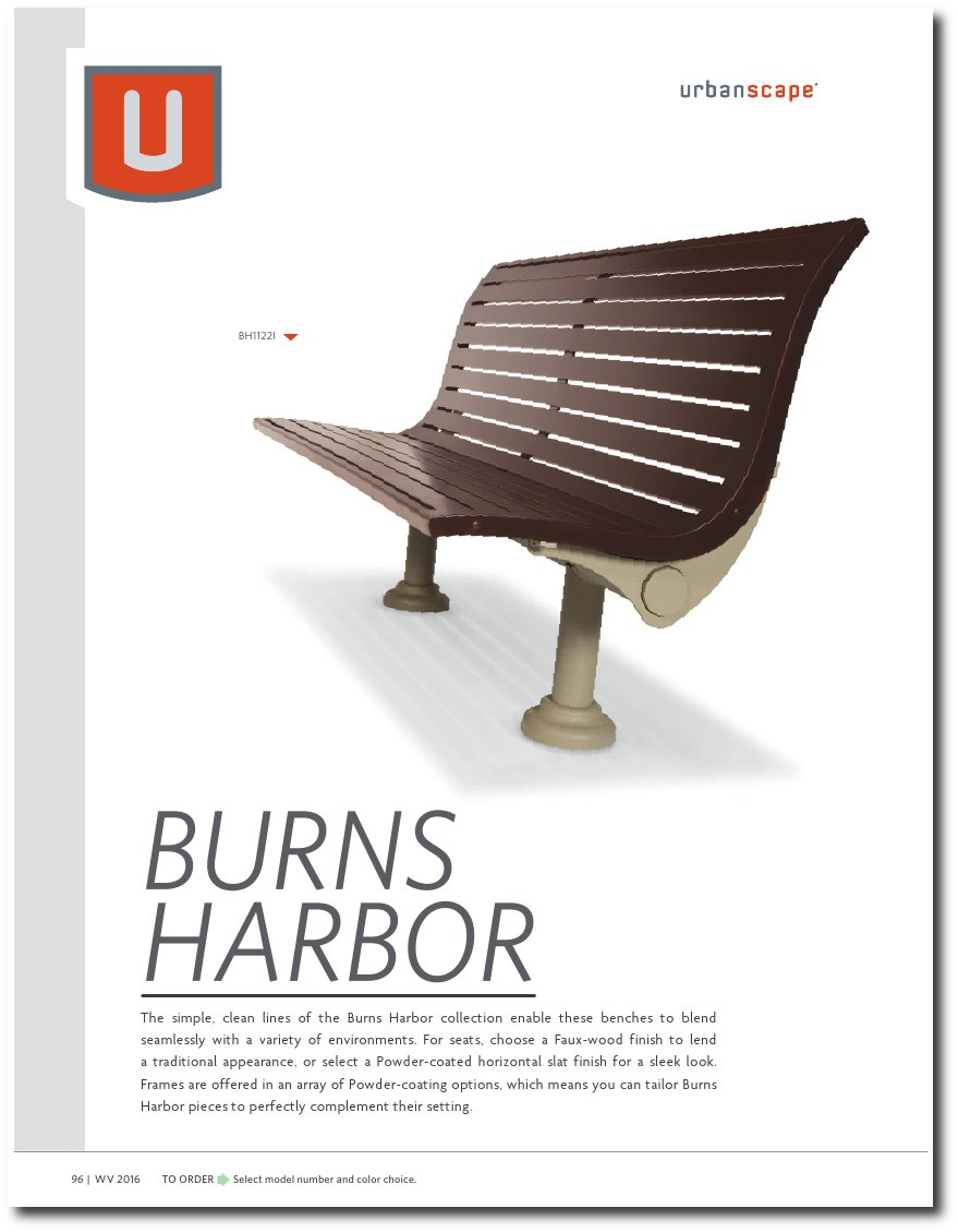 Burns Harbor Catalog Pages