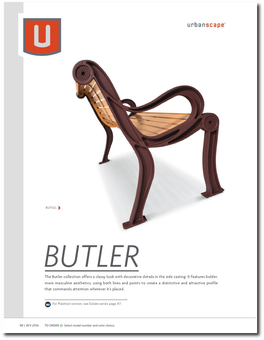 Butler Collection Catalog Pages