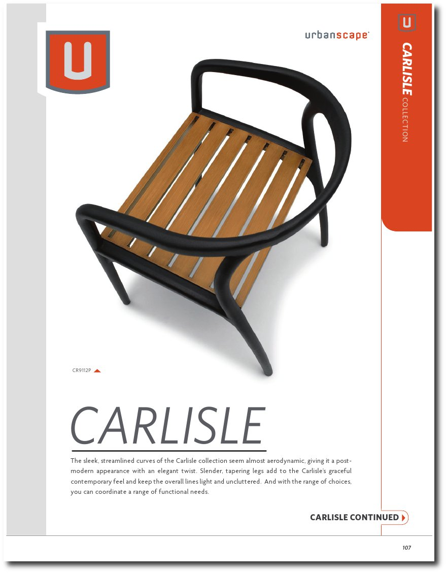 Carlisle Collection Catalog Pages
