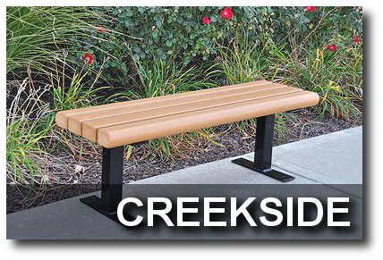 Creekside Bench