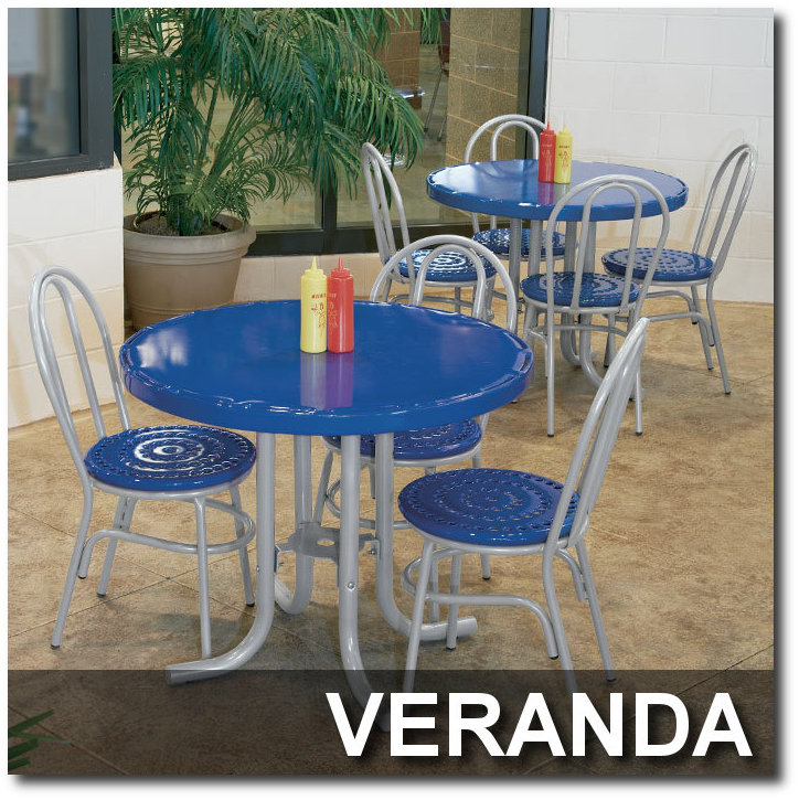 Veranda Collection Cafe Tables