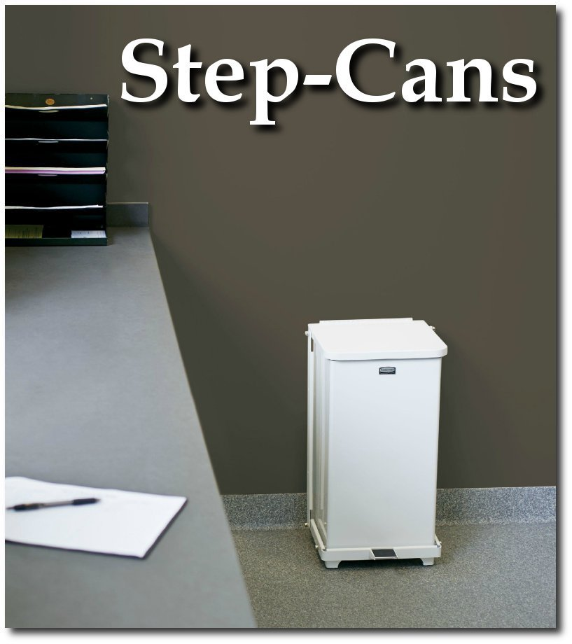 Defender Medical Step Cans