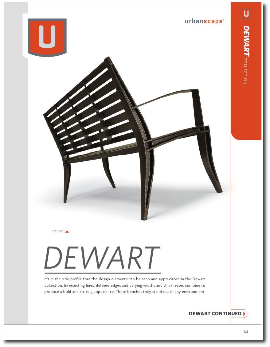 Dewart Collection Catalog Pages