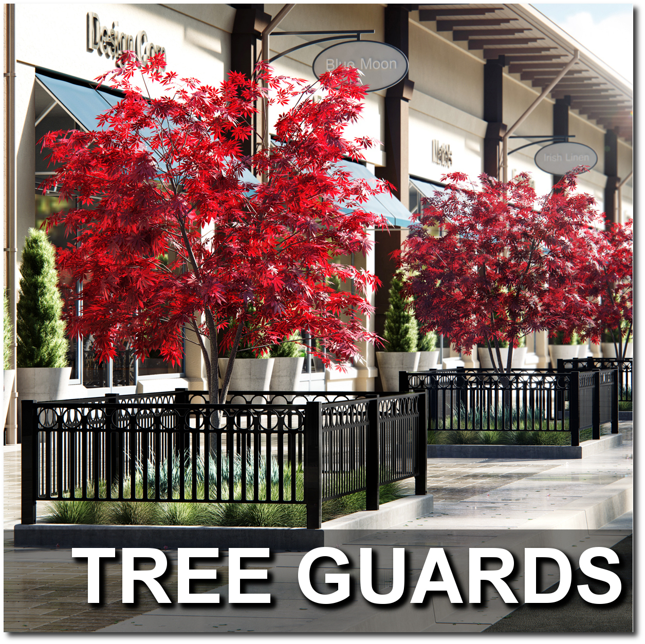 Guardian Tree Guards