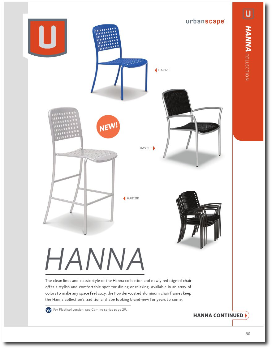 Hanna Collection Catalog Pages
