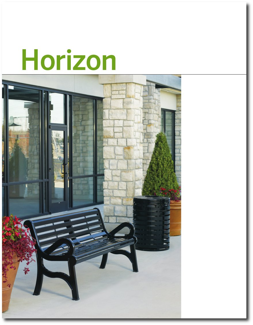 Horizon Brochure Cover Page