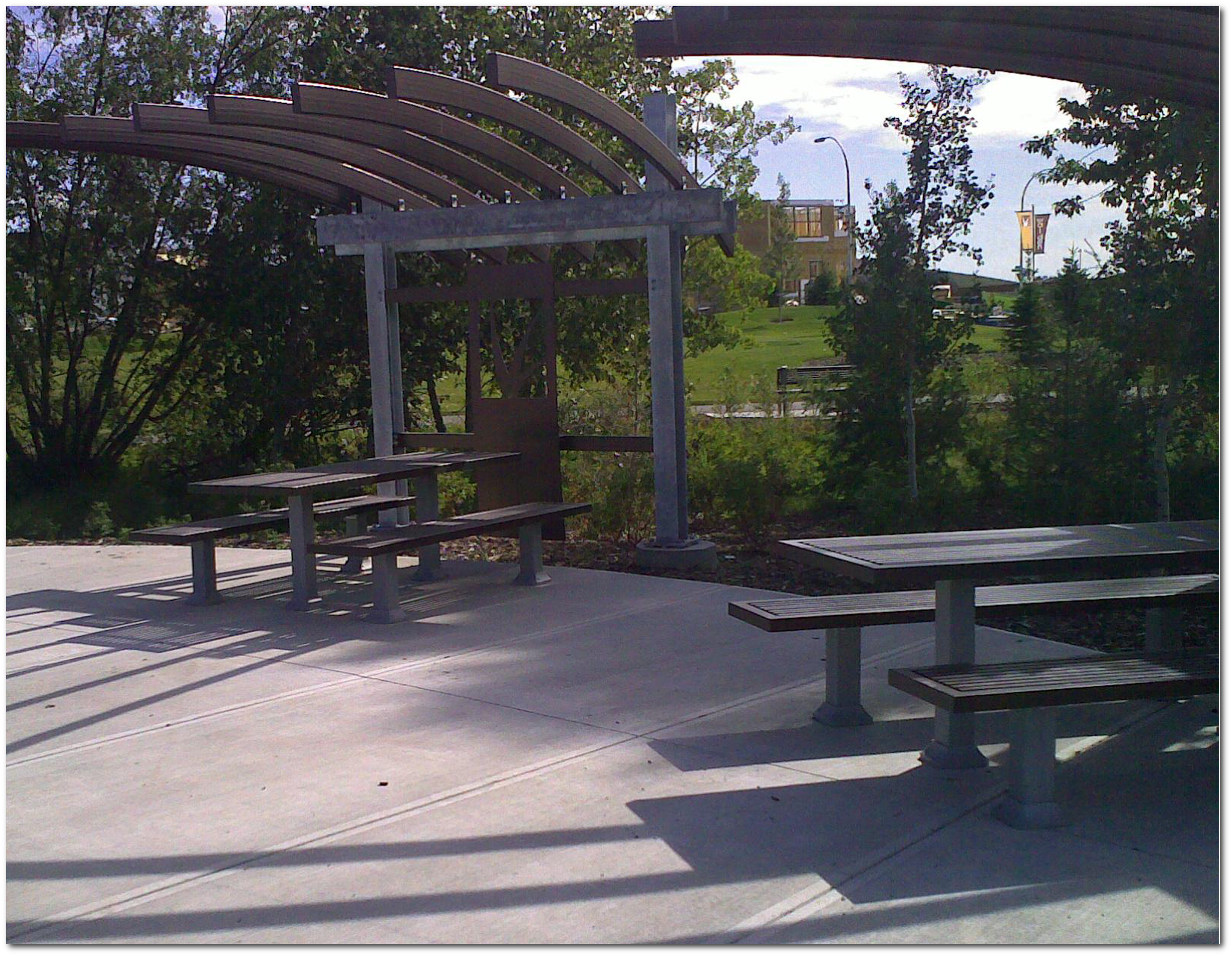 Kentland Collection Picnic Tables