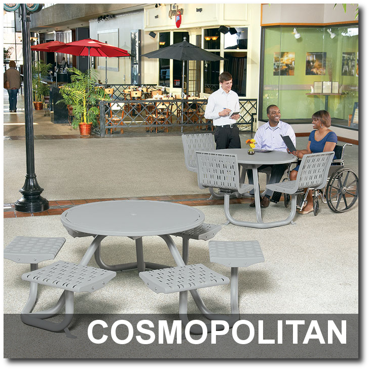 Cosmopolitan Collection Bistro Tables