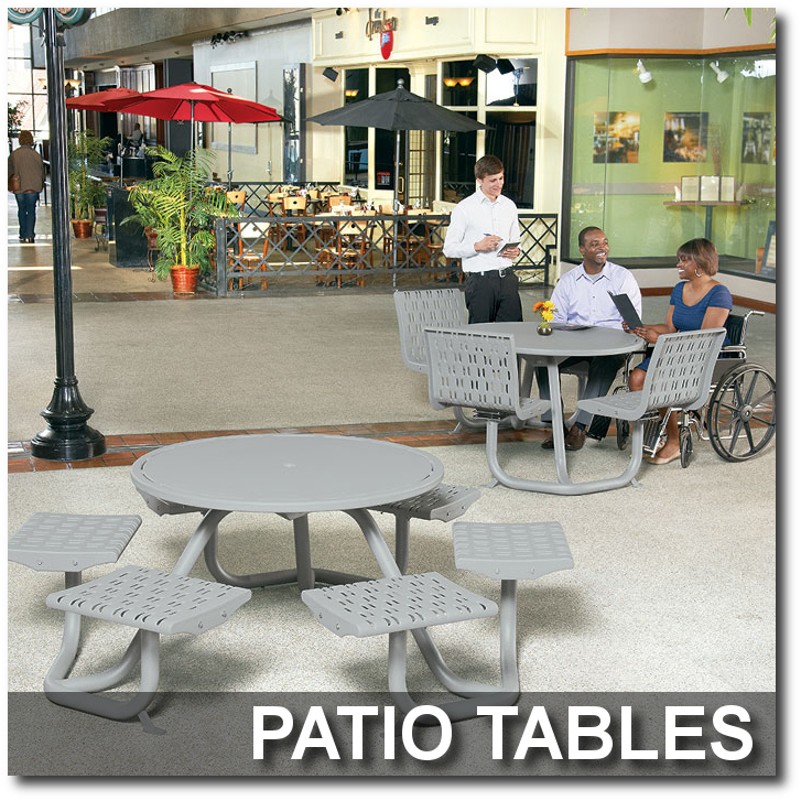 Cosmopolitan Collection Patio Tables