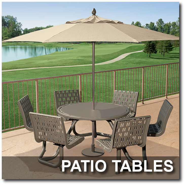 Cosmopolitan Patio Tables