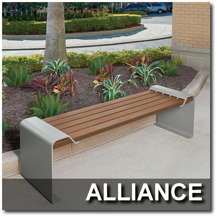 Alliance bench