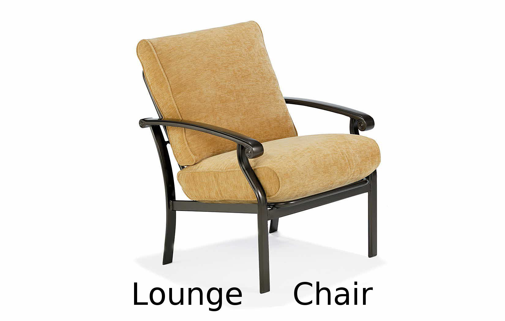 M26002  Madero Cushion Collection Lounge Chair