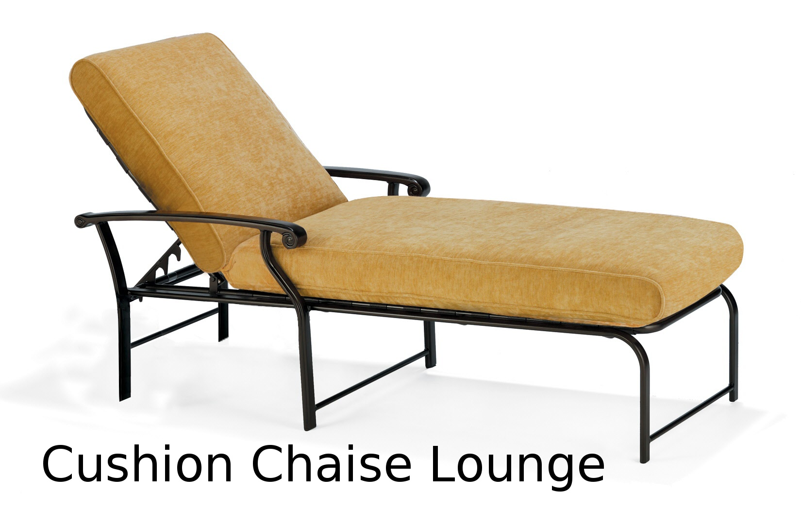 M26009R  Madero Cushion Collection Chaise Lounge