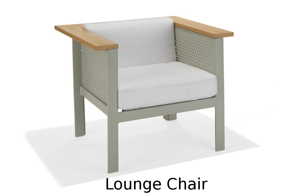 M32004  Vibe Modular Collection Lounge Chair