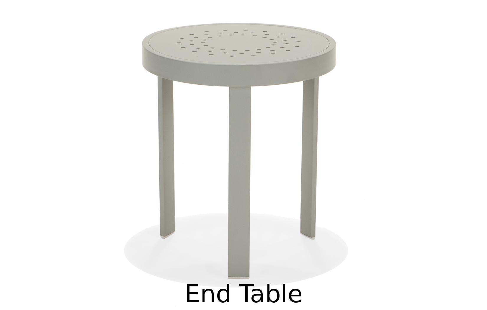 M32006  Vibe Modular Collection End Table