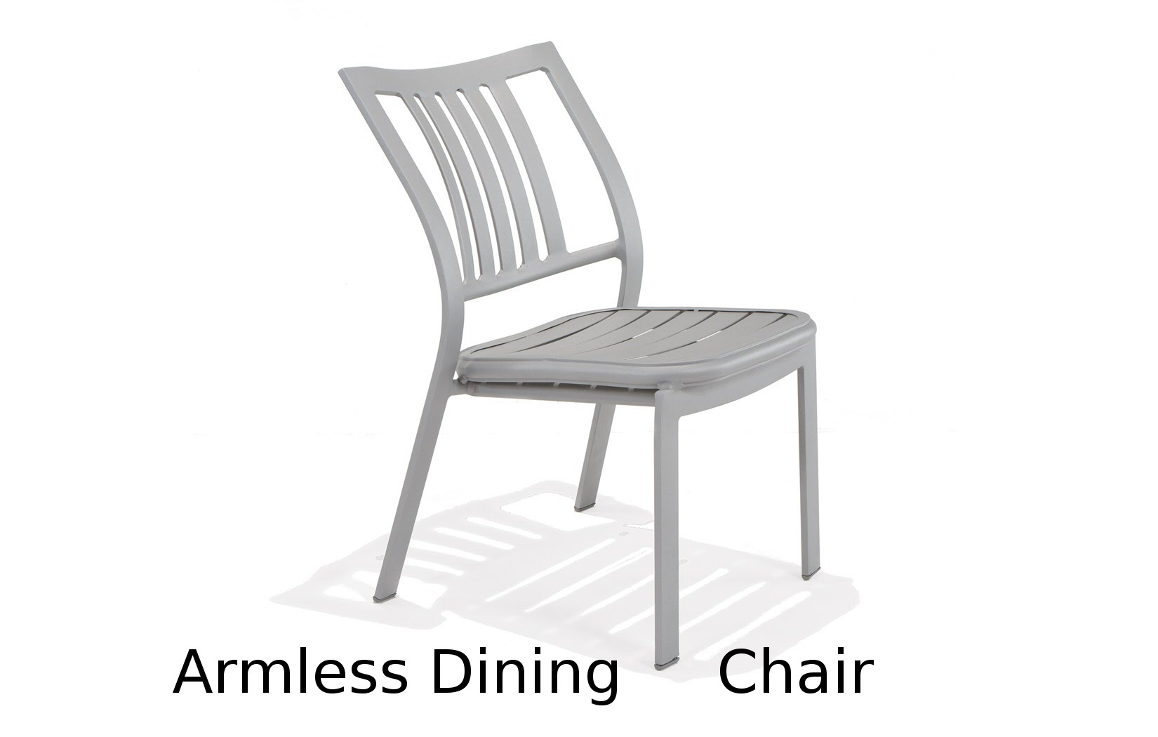 M5001  Bistro Bellano Collection Armless Side Chair