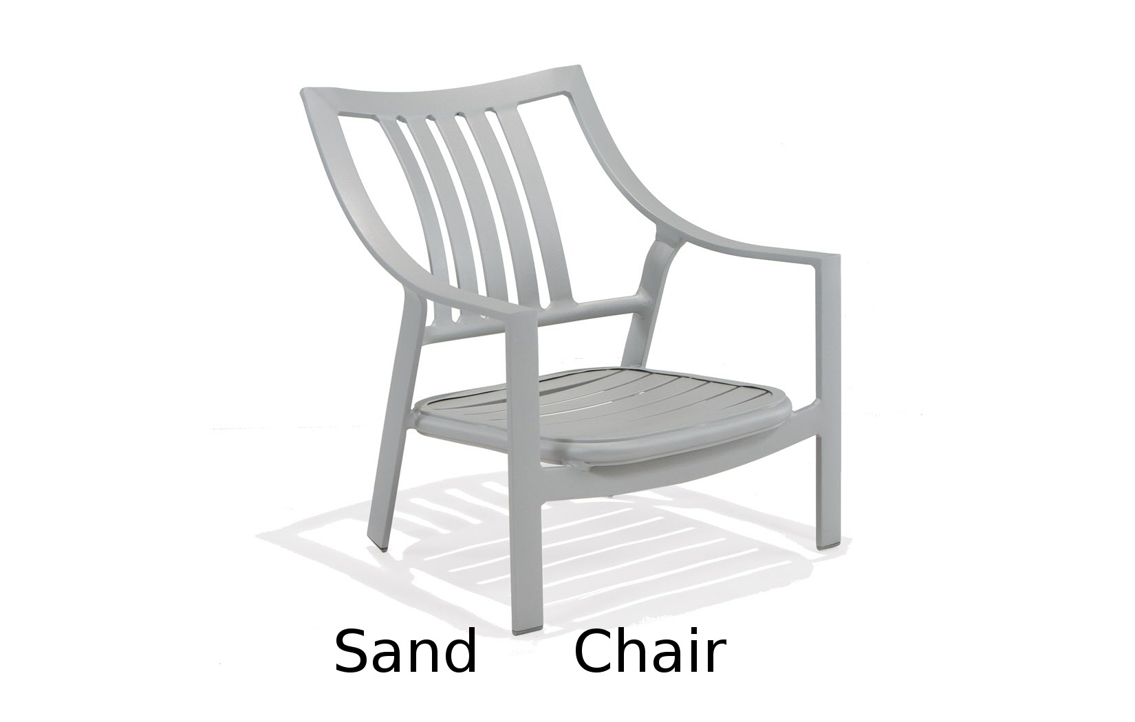 M5006A  Bistro Bellano Collection Nesting Sand Chair