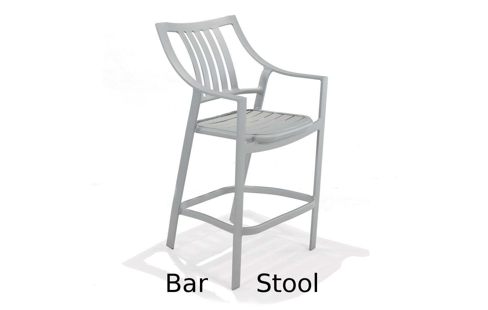 M5014A  Bistro Bellano Collection Bar Stool with Arms