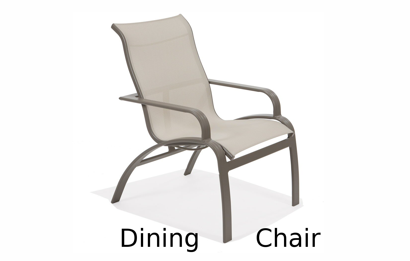 M53001  Evolution Sling Collection High Back Dining Chair