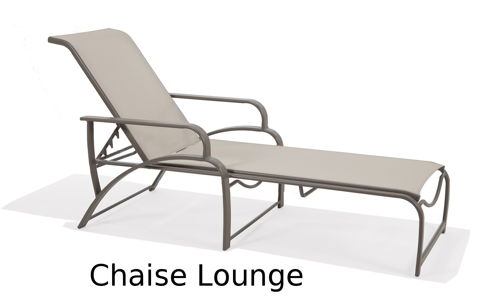 M53009  Evolution Sling Collection Chaise Lounge