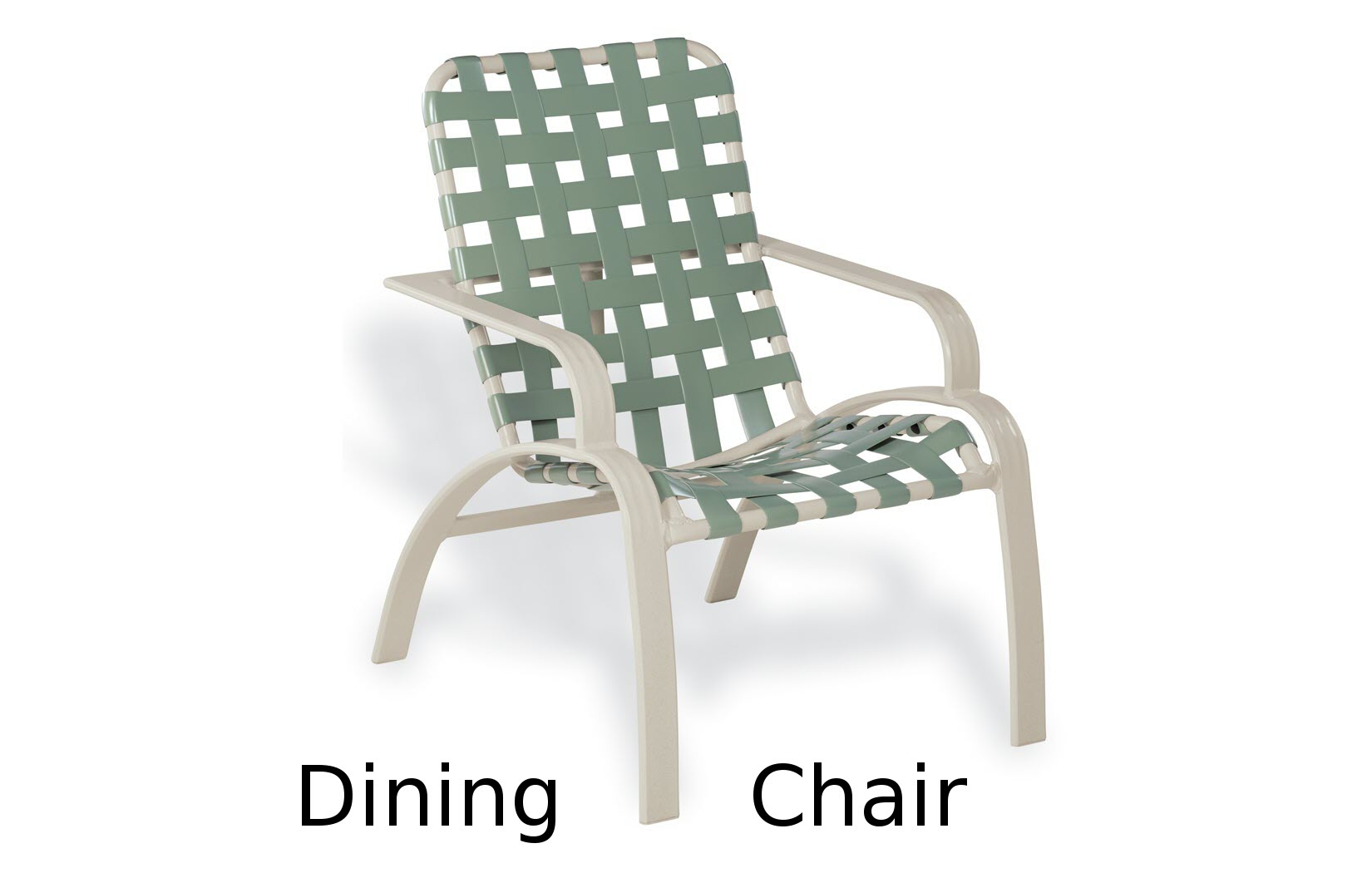 M5302  Evolution Crossweave Collection High Back Dining Chair