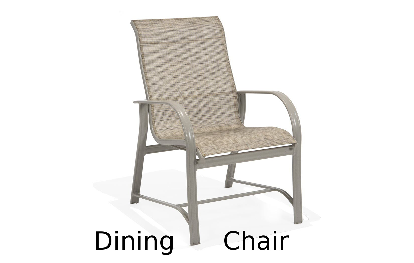 M65001  Mayfair Sling Collection High Back Dining Chair