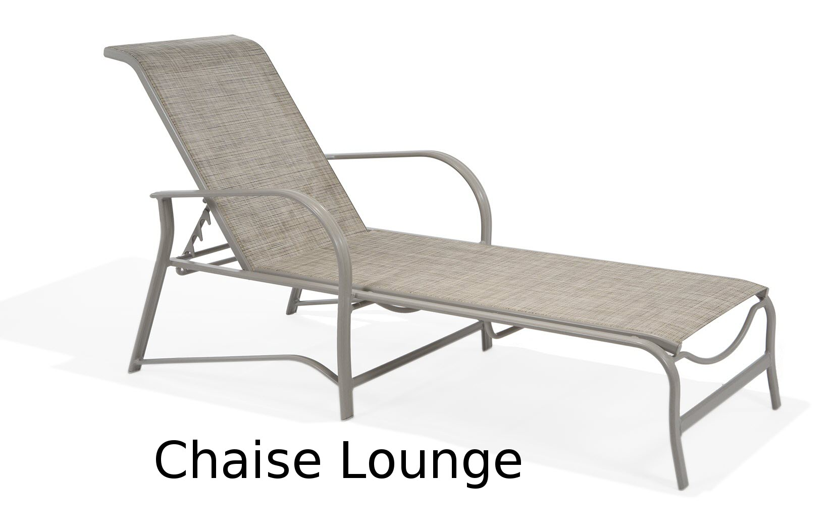 M65009  Mayfair Sling Collection Chaise Lounge