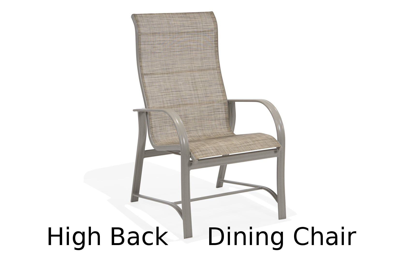 M65041 Mayfair Sling Collection Ultimate High Back Dining Chair