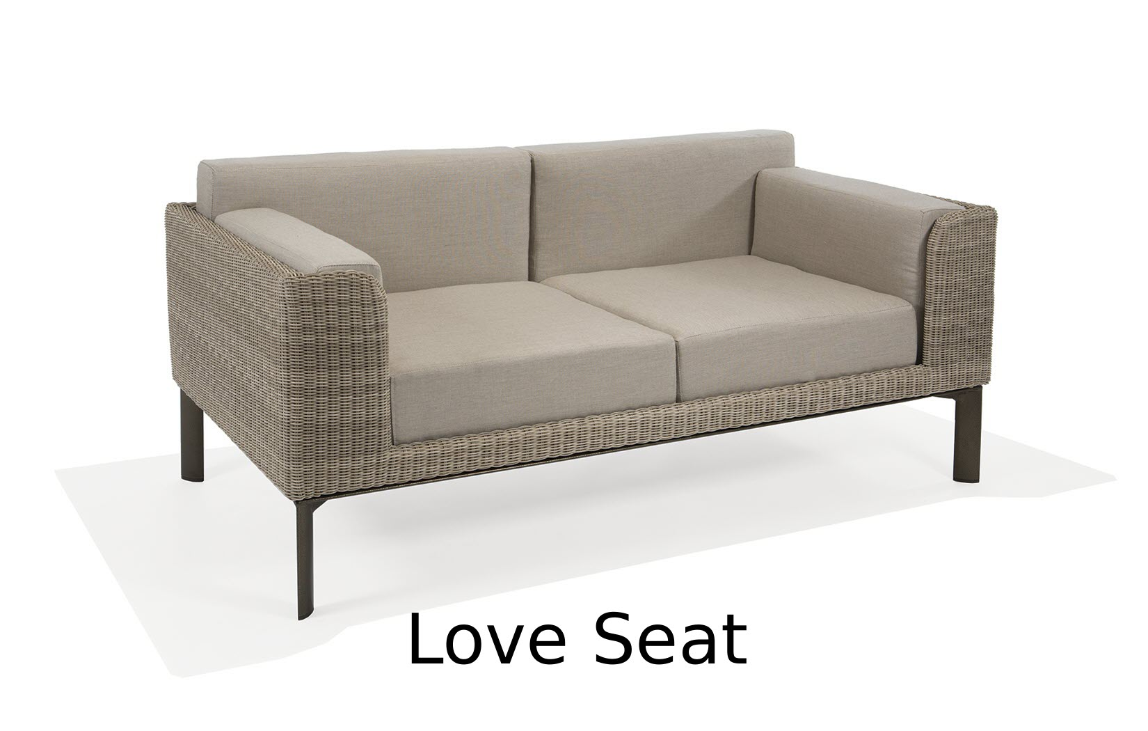 M74022C  Couer d'Alene Collection Love Seat