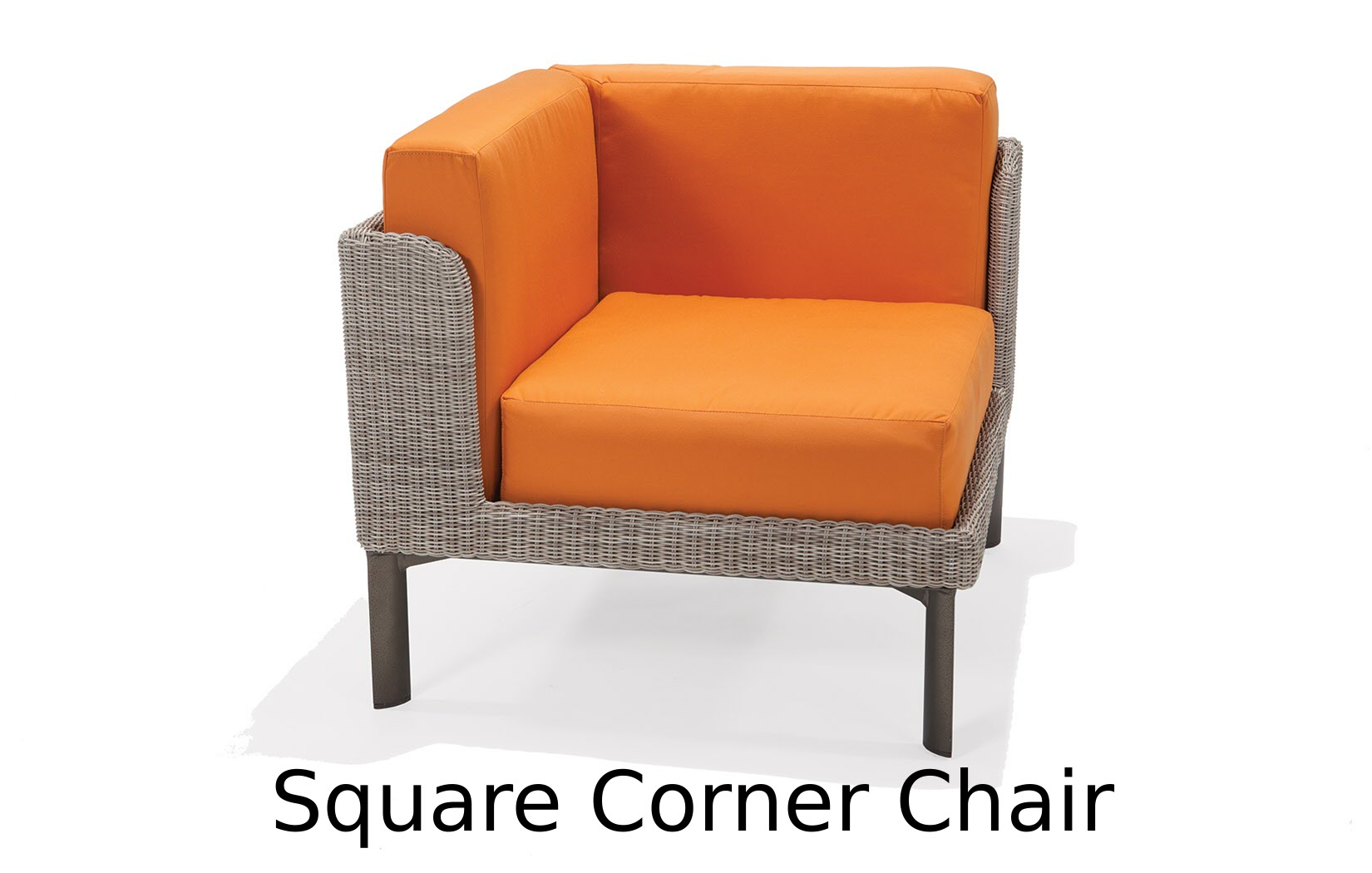 M74032C  Couer d'Alene Collection Square Corner Chair