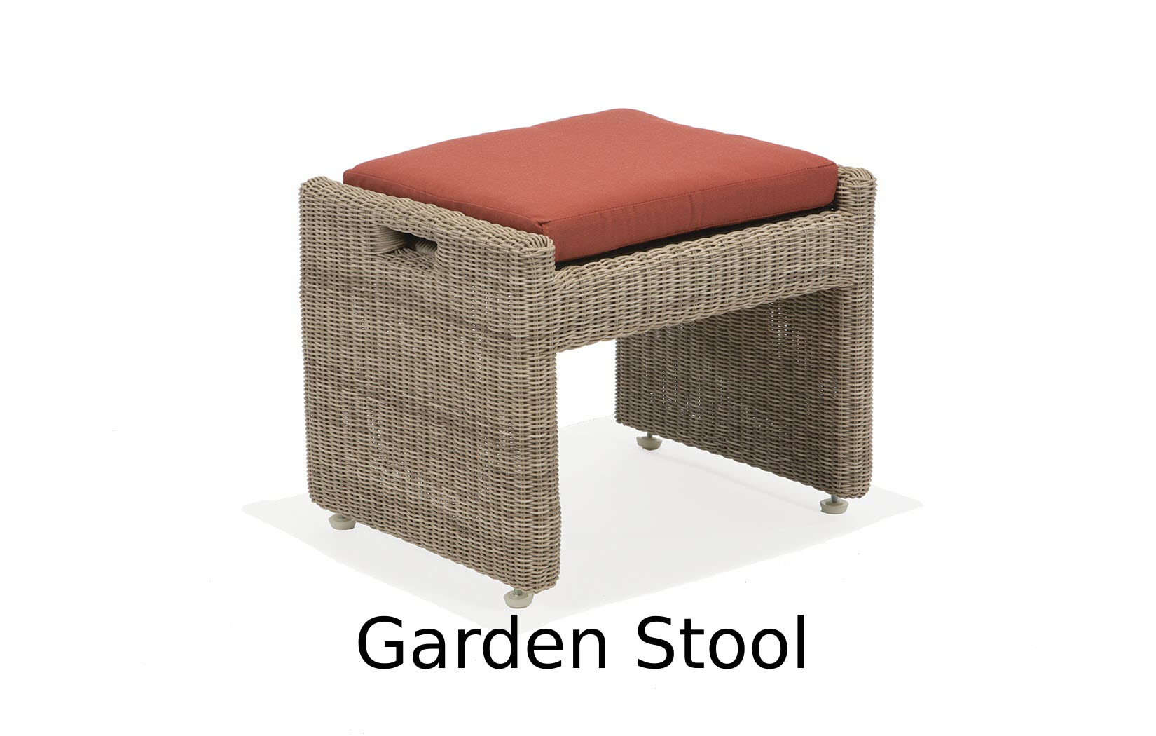 M74061C  Couer d'Alene Collection Garden Stool