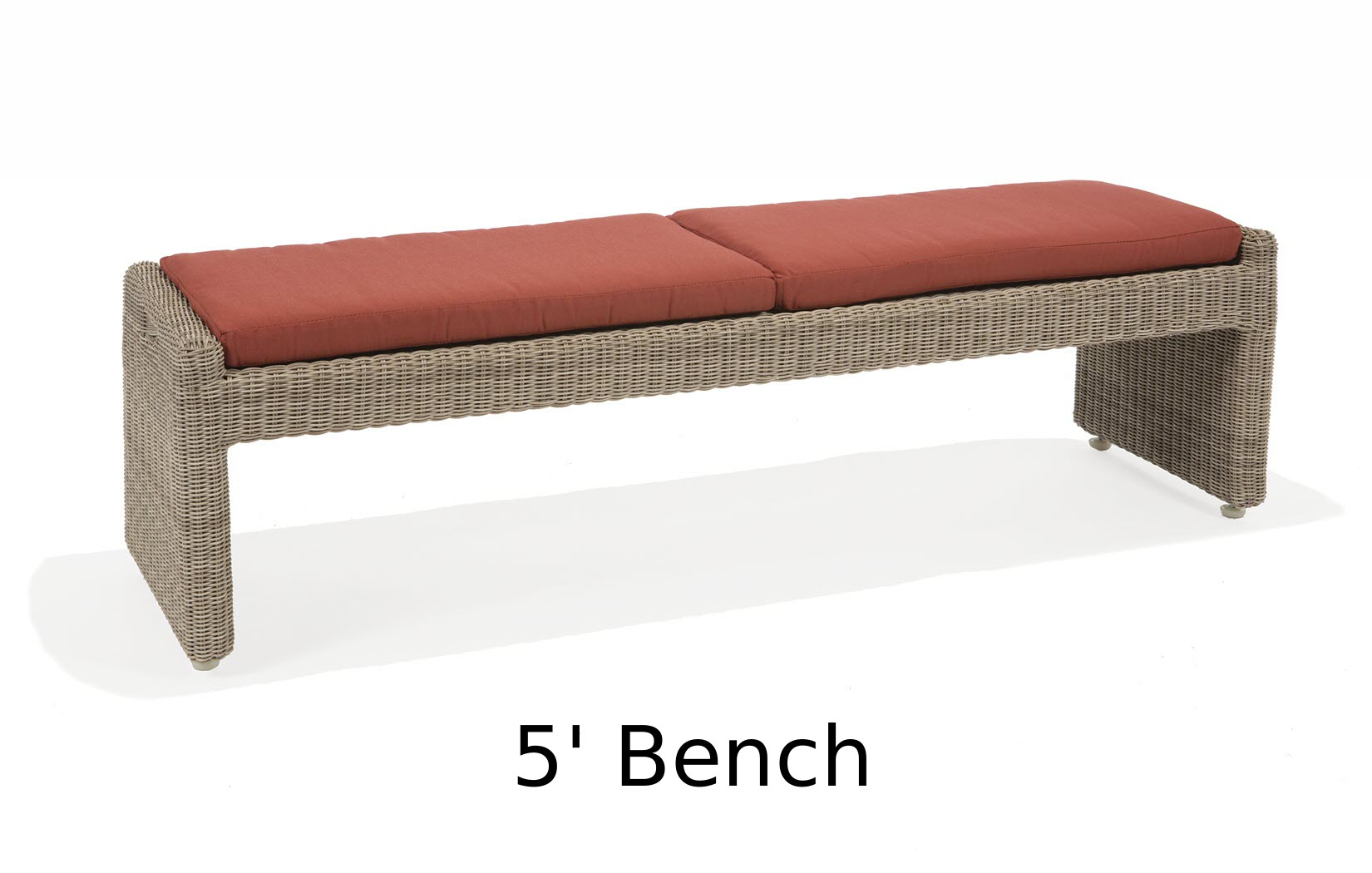 M74065C  Couer d'Alene Collection 5' Bench