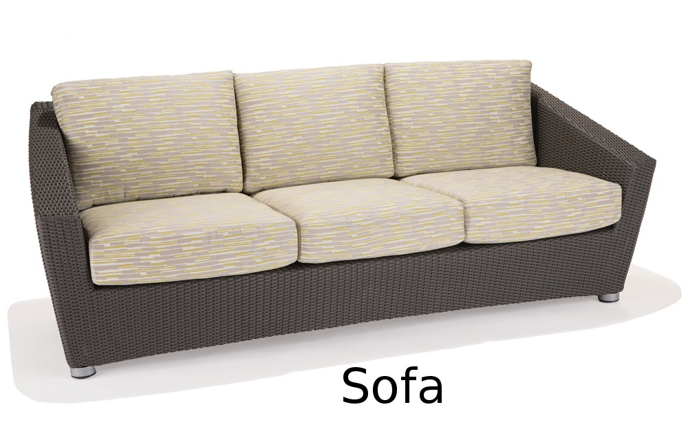 M75003  Lantana Collection Sofa