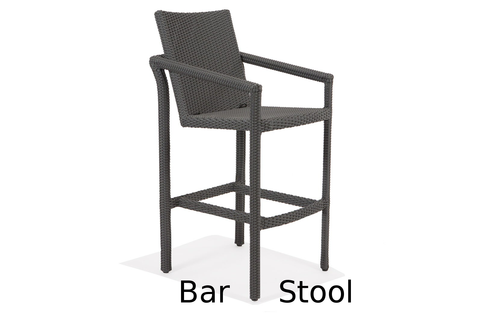 M75014  Lantana Collection Bar Stool