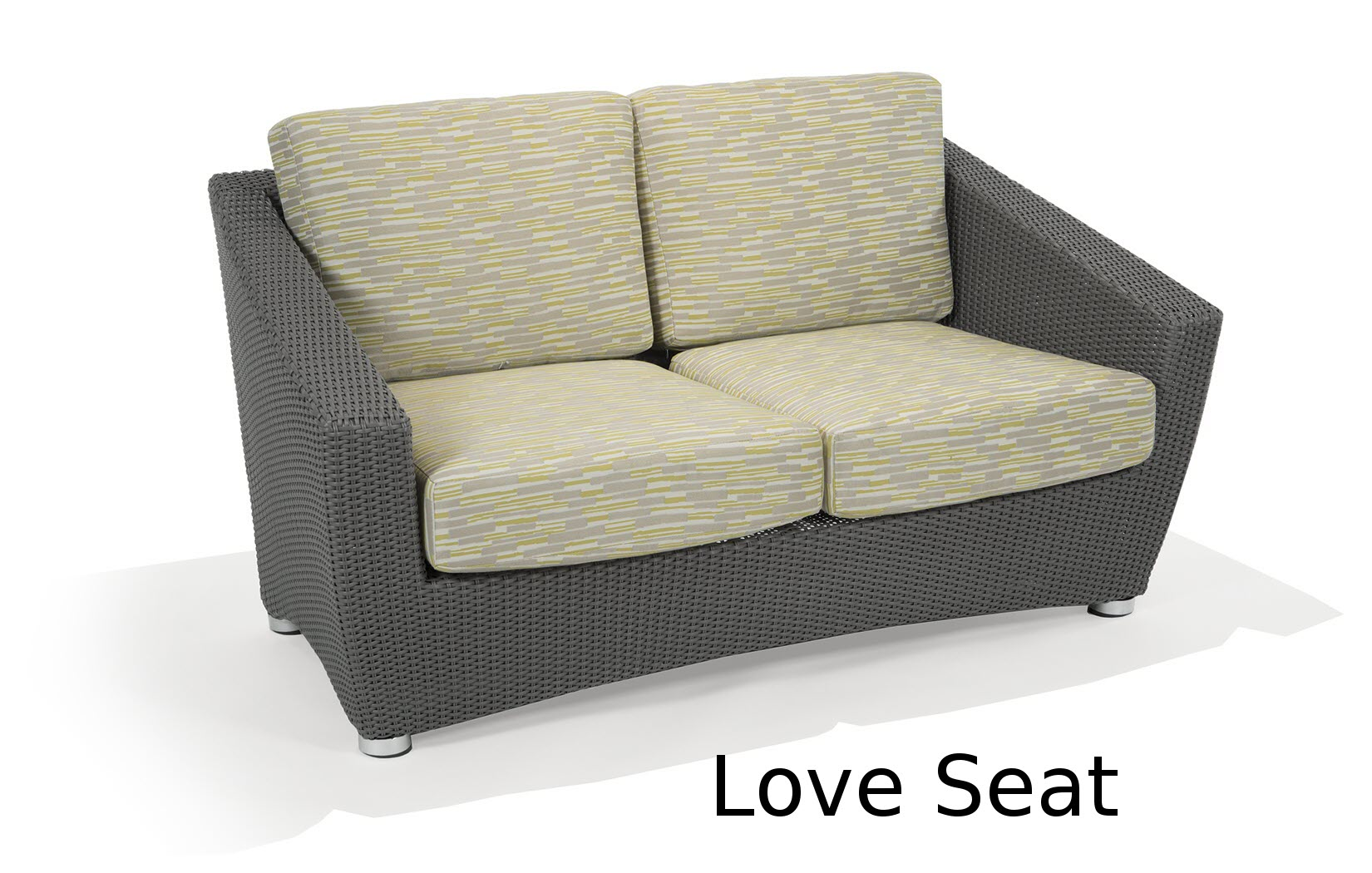 M75022  Lantana Collection Love Seat